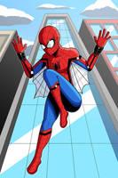 Spider-Man Homecomig by OwenOak95