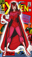 classic Scarlet Witch by RWhitney75