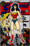 Classic Wonder Woman 2017 by RWhitney75