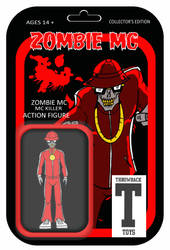 Zombie Mc action figure  by RWhitney75