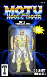 Throwback toys Noble Moor toy  by RWhitney75