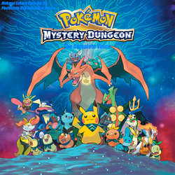 Pokemon Mystery Dungeon The Complete Voice by Mukmai61