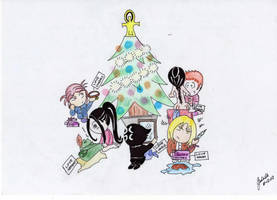 Christmas Coterie by Desquen