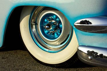 Kustom Painted Wheel by brookeguerrero13