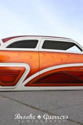 1954 Kustom Ford by brookeguerrero13