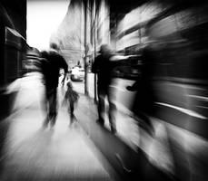 Follow me monochrome by HarryZero