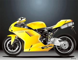 Ducati by bandila