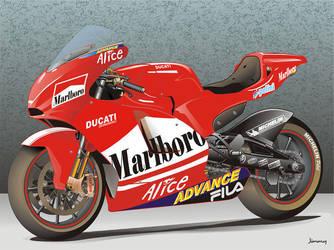 Ducati 02 by bandila