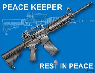 Peace Keeper by bandila
