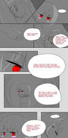 Frisk and Chara - Ch2: Page 6 by ArtisticAnimal101