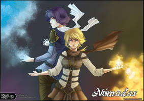 Nomadas - Zhyre + Rehya by LauraKjoge