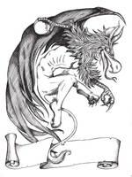 Gryffin by CelestialPearl