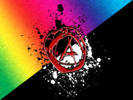 Anarchy Flag by CelestialPearl