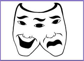 Billy's Masks by CelestialPearl