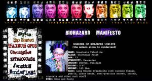 UF Biohazard (Bio) by CelestialPearl