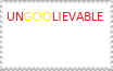 UNGOOLIEVABLE Stamp by qg2004