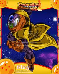 DB Heroes Majin Slug by Metamine10
