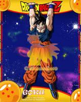 DBZ Goku V3 by Metamine10