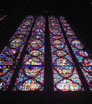 Stained Glass by JeanneValjeanne