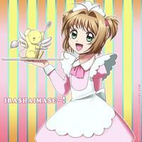 Candy Maid by NoVaNoah