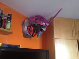 EVA 01 Head - 5x by burps20