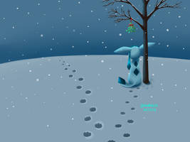 Under the Mistletoe - 2015 by BluuKiss