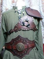 armure legere by cortaxCuir