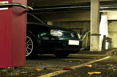 VW Golf_1 by IgorsKrjukovs