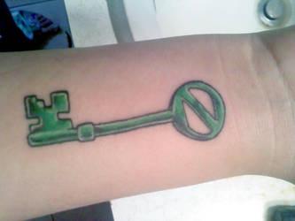 Oz Tattoo by RizzaJax