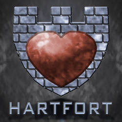 Larger view of my profile picture by Hart-Fort