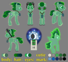 Swatch reference sheet by Hart-Fort