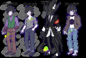 Daray Vex outfit category by yo-go123-k