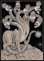 Gehenna by Anton-Constantin
