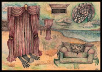 Realm of Despair by Anton-Constantin