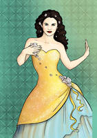 Snow White by CatAstropheBoxes