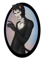 Nyx - For Cayran by CatAstropheBoxes
