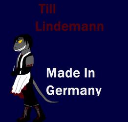 Raptor Lindemann by Rammcutegirl