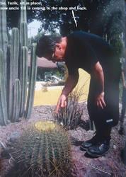 Cactus Pet by Rammcutegirl