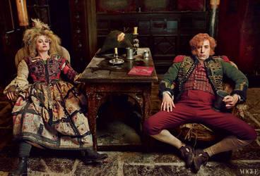 Les Miserables Vogue by Rammcutegirl