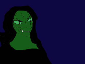 Gorgone Meduza by Rammcutegirl
