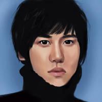 Kyuhyun by chuynh