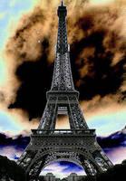 Eiffel Tower by zda369