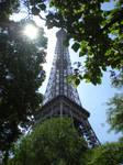 Eiffel Tower II by zda369