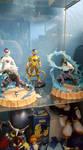 Naruto and Dragon Ball Figures by Uchiha2018