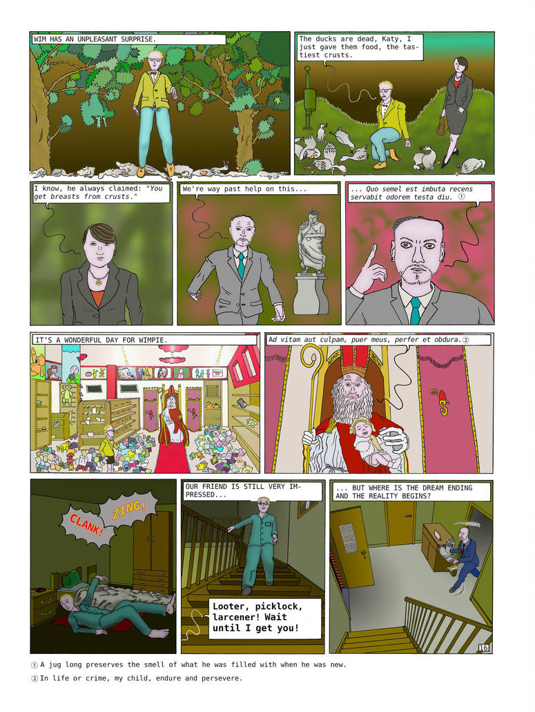 Nothing hinders: page 16 of 70 by heidi1960