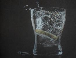 Water Glass by skeroro