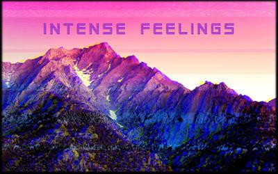 Intense feelings by Ste1lar