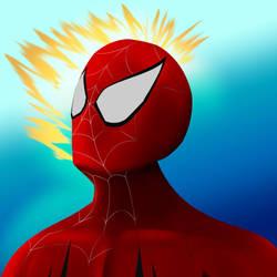 Spiderman by busterbrago