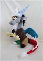 Discord the second by MagnaStorm