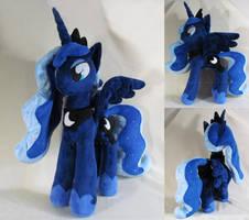 Season 2 Princess Luna by MagnaStorm